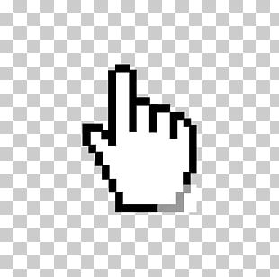 Computer Mouse Pointer Cursor Computer Icons PNG