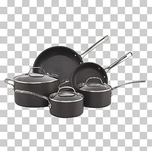 Frying Pan Circulon Cookware Tableware Non-stick Surface PNG