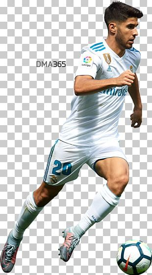 Marco Asensio Soccer Player Spain National Football Team 2018 World Cup Football Player PNG