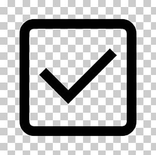 Checkbox Computer Icons Responsive Web Design User Interface PNG