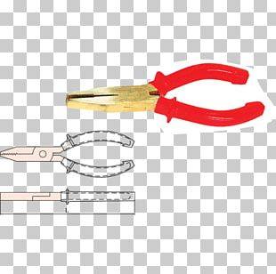 Diagonal Pliers Nipper Alicates Universales PNG