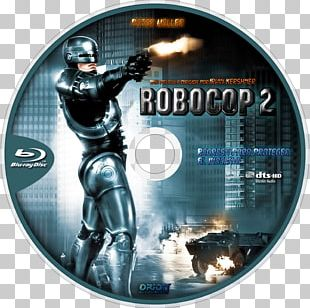 RoboCop Blu-ray Disc Film Thriller DVD PNG