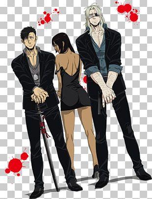 Gangsta Anime Music Video Manga Anime Music Video PNG