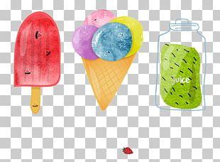 Ice Cream Juice Ice Pop PNG