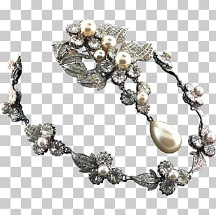 Pearl Bracelet Necklace Jewelry Design Jewellery PNG