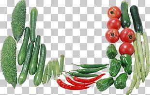 Serrano Pepper Vegetable Vegetarian Cuisine Food PNG