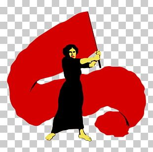 International Women's Day Communism Woman March 8 Comintern PNG