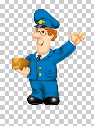 Postman Pat YouTube Child Animation Character PNG