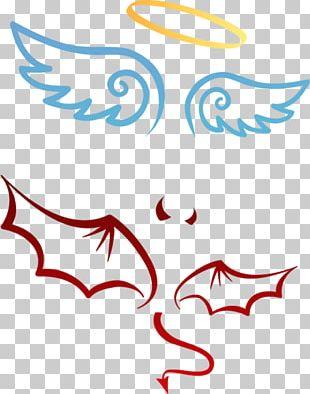 Devil Angel Demon PNG