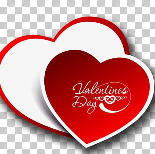Valentines Day 2018 Greeting Card Wish PNG