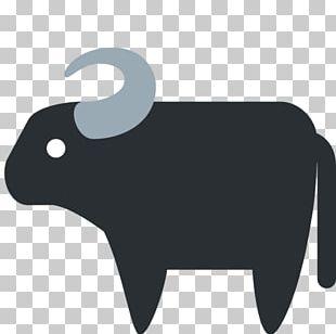 Water Buffalo Mammal Emoji Goat Sheep PNG
