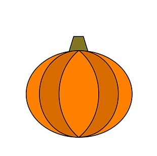 Cucurbita Pepo Pumpkin Jack-o-lantern PNG