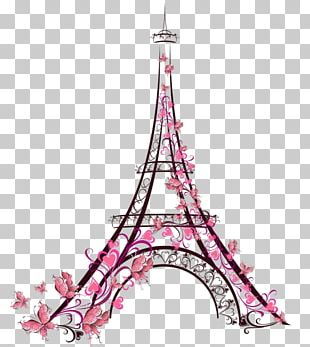Eiffel Tower Drawing Galata Tower PNG