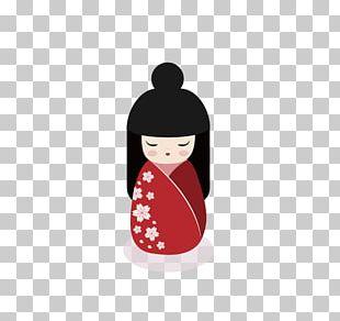 Japanese Dolls Japanese Dolls Kokeshi PNG