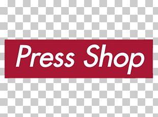Logo Brand Press Shop Customer Service PNG