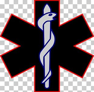 Paramedic Star Of Life Emergency Medical Services PNG