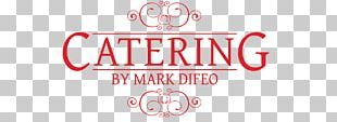 Catering By Mark DiFeo Logo Party Brand Northeast Ohio PNG