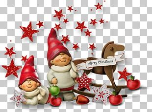 Christmas Decoration Santa Claus Christmas Elf PNG