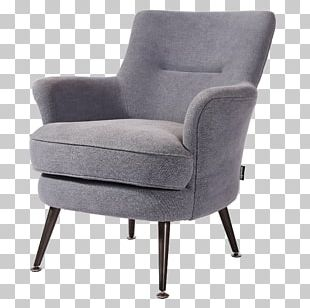 Club Chair Table Couch Furniture PNG