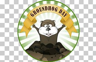 Groundhog Day PNG