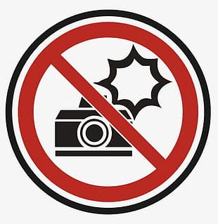 Disable The Camera Logo Icon PNG