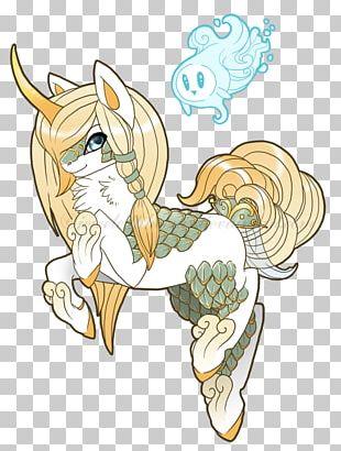 Horse Fairy Ear PNG