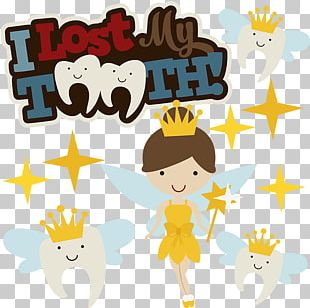 Tooth Fairy I Lost My Tooth! Dentist PNG
