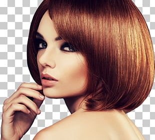 Beauty Parlour Hairstyle Hairdresser Hair Coloring PNG