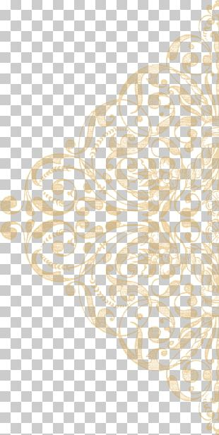 Lace Texture Mapping Pattern PNG
