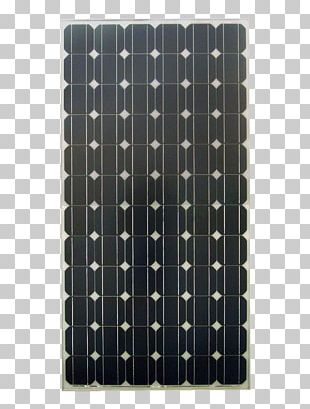 Solar Panel Photovoltaics Solar Power Solar Energy Monocrystalline Silicon PNG