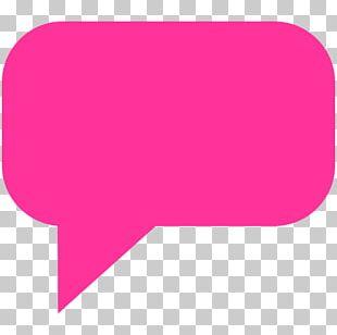 Speech Balloon Bubble Conversation PNG