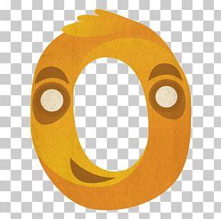 Yellow Orange Circle PNG