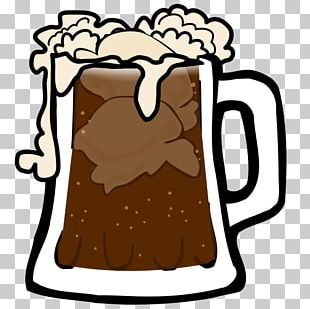Ice Cream A&W Root Beer Soft Drink PNG