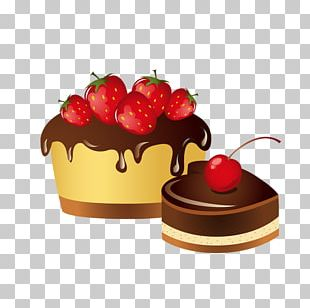 Birthday Cake Chocolate Cake Christmas Cake Cupcake Fruitcake PNG