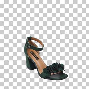 Sandal Shoe Heel Ankle PNG