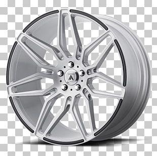 Asanti Black Wheels Car Rim 2015 Dodge Challenger PNG