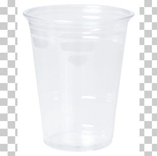 Highball Glass Plastic Food Storage Containers PNG