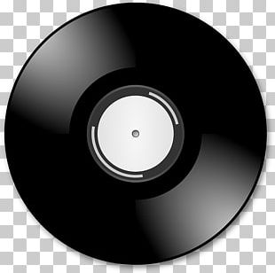 Phonograph Record 45 RPM PNG