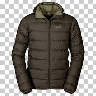 Down Feather Jacket Jack Wolfskin Daunenjacke Clothing PNG