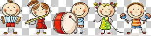 Child Cartoon Play Drawing PNG