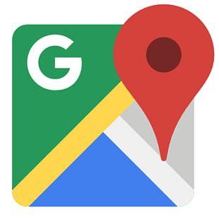 Google Maps Navigation PNG