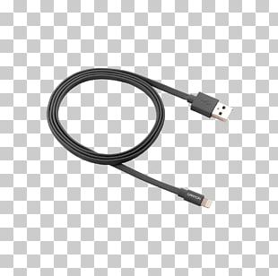 Lightning USB Electrical Cable Electrical Connector MFi Program PNG