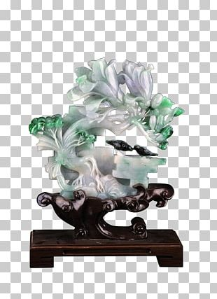 Portrait Of The Postman Joseph Roulin Sculpture Jadeite Work Of Art PNG