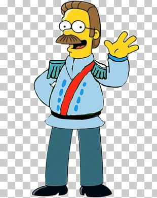 Ned Flanders Homer Simpson Bart Simpson Edna Krabappel The Simpsons: Tapped Out PNG