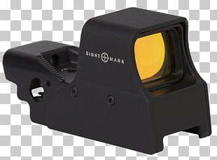 Reflector Sight Red Dot Sight Optics Parallax PNG
