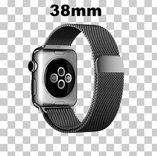 Apple Watch Series 3 Watch Strap Apple Watch Series 1 Apple Watch Silver Milanese Loop Adult Band PNG