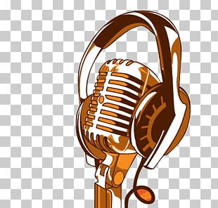 Microphone Artist Poster Work Of Art PNG