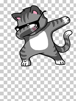 T-shirt Cat Kitten Dab Hoodie PNG