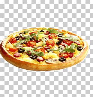 California-style Pizza Sicilian Pizza Italian Cuisine Take-out PNG