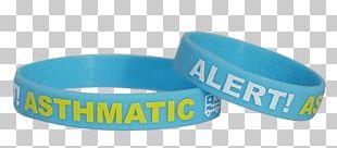 Wristband Asthma And Allergy Friendly Asthma And Allergy Friendly Gluten-related Disorders PNG